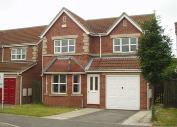 Thumbnail 3 bedroom detached house to rent in Raleigh Drive, Victoria Dock, Hull