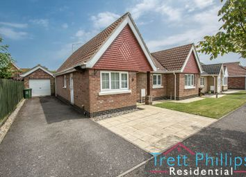Thumbnail 2 bed detached bungalow for sale in Walnut Tree Avenue, Martham, Great Yarmouth