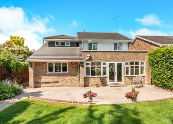 Thumbnail 5 bedroom detached house for sale in Grattons Drive, Crawley, West Sussex, England