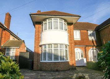 Thumbnail 3 bed semi-detached house to rent in Sheringham Avenue, London