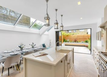 Thumbnail 4 bedroom terraced house for sale in Balfern Grove, Central Chiswick, Chiswick, London