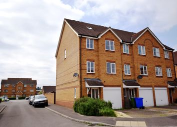 Thumbnail 4 bed end terrace house for sale in Beech Close, Aldershot