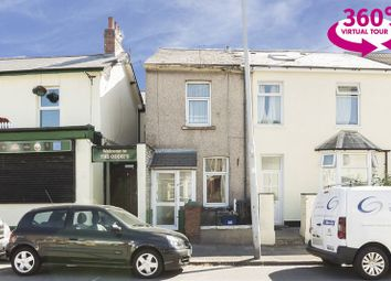 Thumbnail 3 bedroom end terrace house for sale in Maindee Parade, Newport