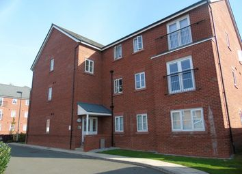 Thumbnail 2 bed flat for sale in Charles Court Speakman Way, Prescot