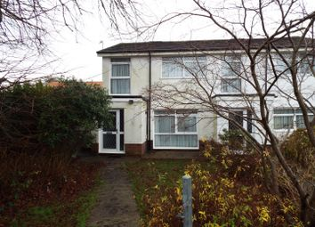 Thumbnail 3 bed semi-detached house for sale in Curlew Close, Mayals, Swansea