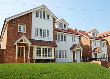 Thumbnail 4 bed semi-detached house for sale in Old Road, Harlow, Essex