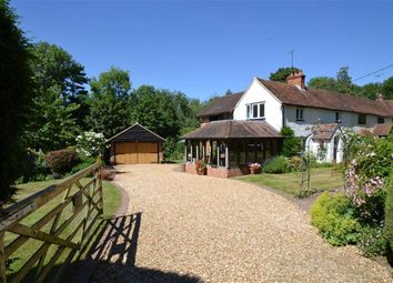 Thumbnail 3 bed cottage for sale in Bucklebury Alley, Cold Ash, Berkshire
