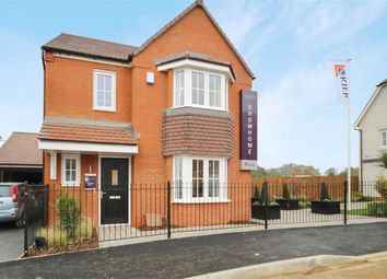 Thumbnail 2 bed detached house for sale in The Campton, Manor House Park, Biddenham