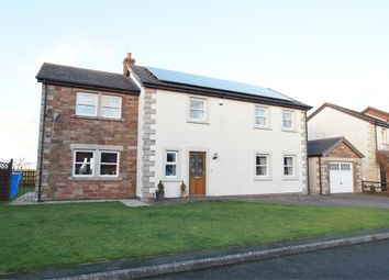 Thumbnail 4 bed detached house for sale in Kings Garth, Oulton, Near Wigton, Cumbria