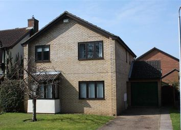Thumbnail 4 bed detached house to rent in Asplins Avenue, Needingworth, St. Ives, Huntingdon