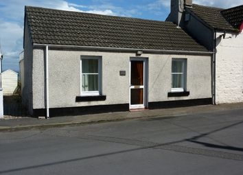 Thumbnail 2 bed cottage for sale in Pulinkum Cottage, 4 Shore Street, Drummore
