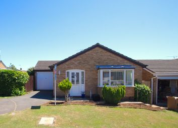 Thumbnail 3 bed detached bungalow for sale in Edgehill, Freshbrook, Swindon