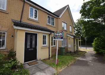 Thumbnail 3 bed terraced house to rent in Beeston Courts, Laindon, Essex