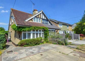 Thumbnail 2 bed cottage for sale in Dalwood Gardens, Benfleet, Essex