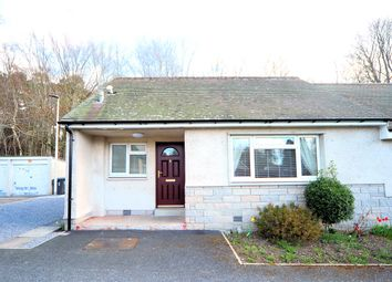 Thumbnail 1 bed bungalow to rent in 5 Woodside Crescent, Torphins, Banchory