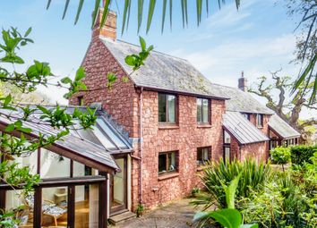 Thumbnail 4 bedroom detached house for sale in Priory Green, Dunster, Minehead