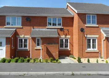Thumbnail 2 bed terraced house to rent in Brigantine Grove, St John Park, Newport