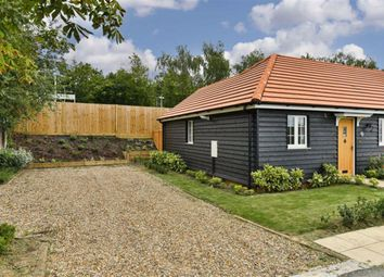 Thumbnail 2 bed semi-detached bungalow for sale in Commonside Cottages, Ashtead, Surrey