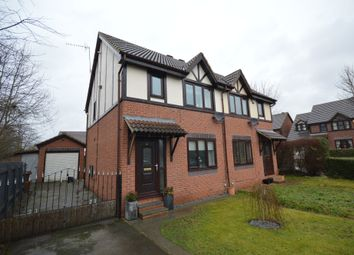 Thumbnail 3 bed semi-detached house for sale in Tyndale Avenue, Horbury, Wakefield