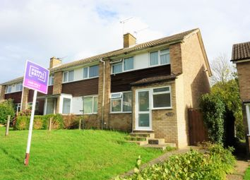 Thumbnail 3 bed end terrace house for sale in Tenterden Drive, Canterbury