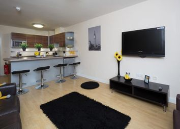Thumbnail 4 bed flat for sale in Aspect 3, 34 Edward Street, Sheffield