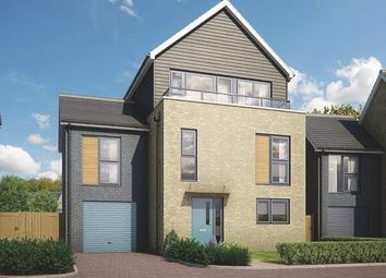 Thumbnail 4 bed detached house for sale in The Admiral, St Mary's Island, Chatham Maritime, Kent