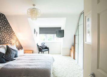Thumbnail 2 bedroom flat for sale in Main Road, Gidea Park, Romford