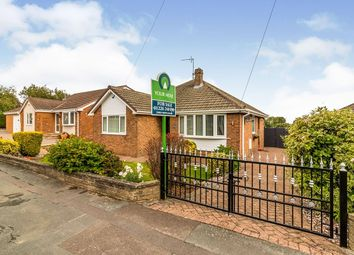 Thumbnail 3 bed bungalow for sale in Herons Way, Birdwell, Barnsley, South Yorkshire