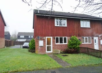 Thumbnail 2 bedroom semi-detached house to rent in Petingo Close, Newmarket
