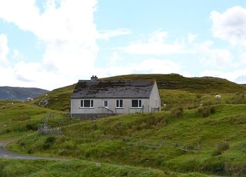 Thumbnail 3 bed detached bungalow for sale in South Lochs, Isle Of Lewis