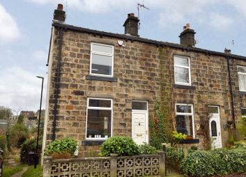 Thumbnail 1 bed terraced house for sale in Chapel Street, Rodley, Leeds, West Yorkshire