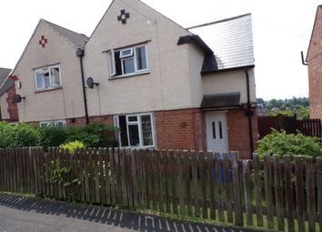 Thumbnail 3 bed semi-detached house to rent in Cornwall Road, Chaddesden, Derby
