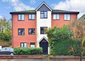 Thumbnail 1 bed flat for sale in New North Road, Hainault, Ilford, Essex