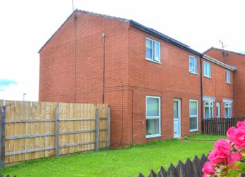Thumbnail 3 bedroom end terrace house for sale in Rachel Close, Sunderland