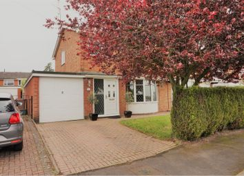 Thumbnail 3 bed semi-detached house for sale in Chessington Crescent, Stoke-On-Trent
