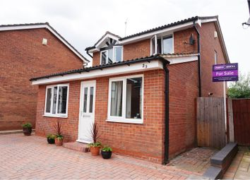 Thumbnail 3 bed detached house for sale in Lapwing Close (Coachmans Drive), Liverpool