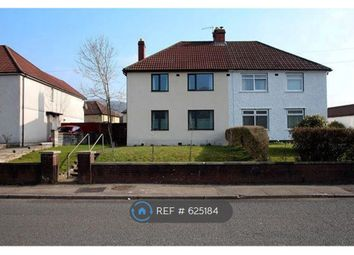 Thumbnail 3 bedroom semi-detached house to rent in Gwalia Grove, Pontypridd