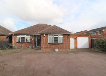Thumbnail 3 bed detached bungalow for sale in Exeforde Avenue, Ashford