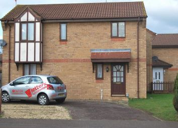 Thumbnail 3 bed detached house to rent in Whitacre, Parnwell, Peterborough