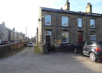 Thumbnail 3 bed end terrace house for sale in Wroe Crescent, Wyke, Bradford
