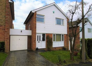 Thumbnail 3 bed link-detached house for sale in Laburnum Close, South Anston, Sheffield