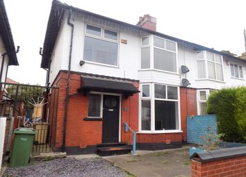 Thumbnail 3 bedroom semi-detached house for sale in Douglas Street, Bolton