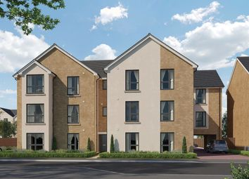 Thumbnail 1 bed flat for sale in Thorpe Road, Longthorpe, Peterborough