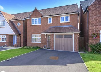 Thumbnail 4 bedroom detached house for sale in Miller Meadow, Leegomery, Telford, Shropshire