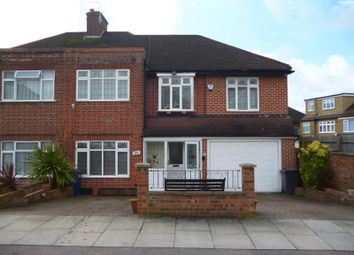 Thumbnail 5 bed semi-detached house for sale in Alders Road, Edgware