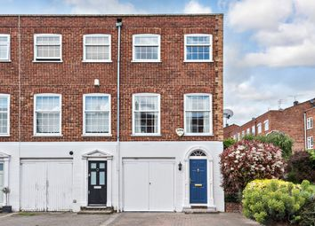 Thumbnail 3 bedroom town house for sale in Blenheim Gardens, Kingston Upon Thames