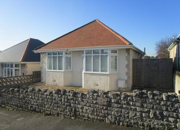 Thumbnail 2 bed detached bungalow for sale in Stoke Road, Weymouth