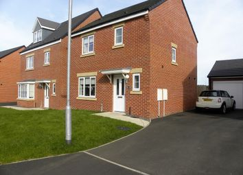 Thumbnail 3 bed detached house for sale in Ridge End Drive, Seaton Delaval, Whitley Bay