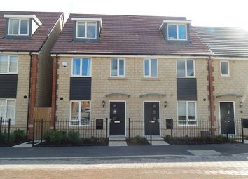 Thumbnail 3 bed end terrace house to rent in Cherry Tree Road, Harwell, Didcot