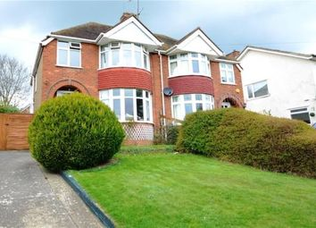 Thumbnail 3 bedroom semi-detached house for sale in Henley Road, Caversham, Reading